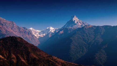 mount,fisthtail,machhapuchhre,photo,trek,ghandruk,nepal