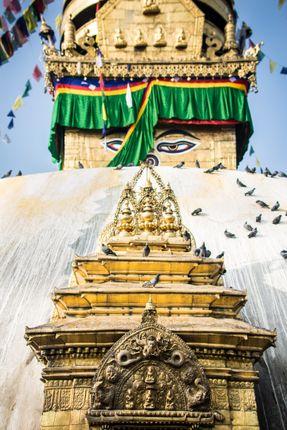 swayambhunath,stupa