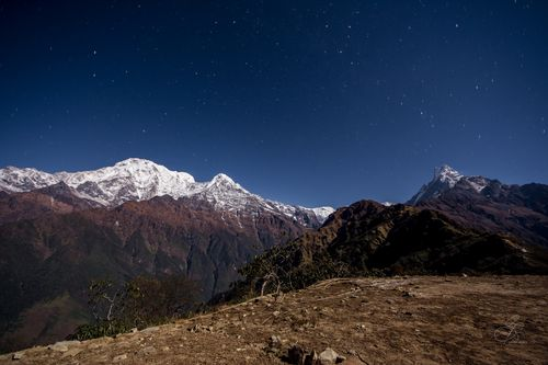 mardi,himal,trail,trek,recently,emerged,trekking,route,offers,superficial,view,annapurna,mountain,range,base,camp,stands,4500m,awesome,perspectives,south,left,side,7219m,himchuli,6441m,machhapuchhre,6993m,5587m