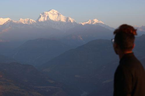 view,mt,dhaulagiri