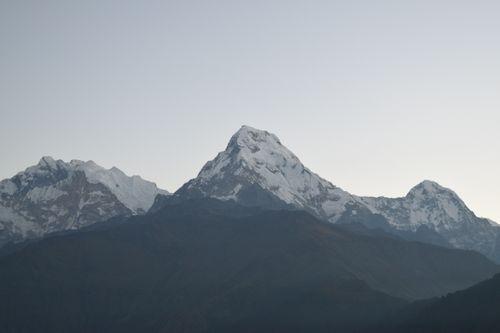 majestic,mountains,nepal