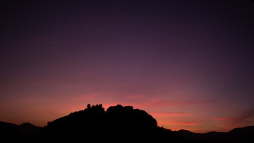 picture,displays,silhouette,santaneshwor,mahadev,temple,located,jharuwarasilalitpur,natural,color,graded,background,sunsets