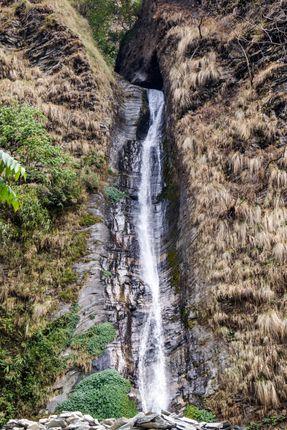 waterfall,jomsom