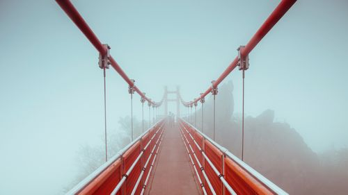 bridge,adventure,cloud,photo,wolchulsan,national,park,yeongam,south,korea
