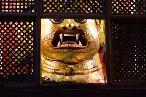 sweta,bhairava,terrifying,aspect,lord,shiva