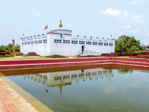 mayadebi,temple,lumbini