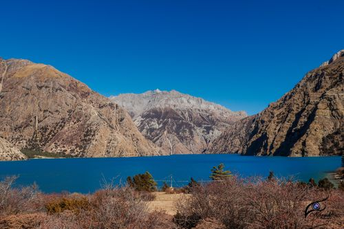 shey-phoksundo,lake,considered,beautiful,exotic,tourist,destinations,located,dolpo
