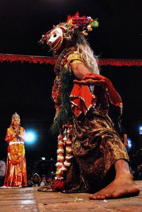 narasimha,avatar,unique,type,festival,observed,patan,durbar,square,newari,cultural,program,musical,drama,dances,ancient,king,siddi,narsingh,malla,lalitpur,started,kartik,naach,nepal,sambat,year,historians,assume,decided,start,advice,teachers,hari,bansa,rajopadhayay,bishwanath,upadhayay,celebrate,completion,krishna,mandir,temple,dedicated,lord,situated,inside