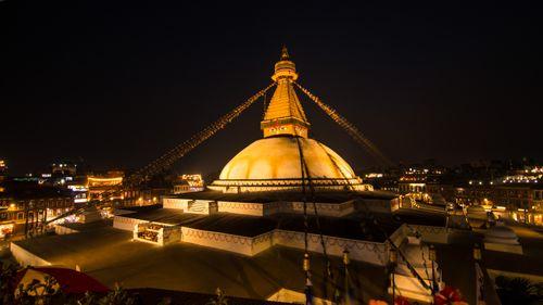 shining,bauddha,stupa,baudhakathmandu,nepal,famous,place,buddhism