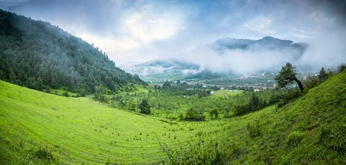 beautiful,greenery,landscape,chitlang,valley,nepal