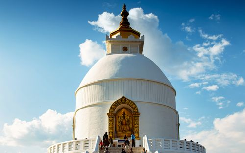santi,stupa,peace,pagoda,budhha,temple,pokhara,nepal