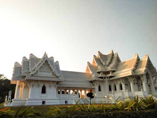 photo,lumbini,thai,architecture,building