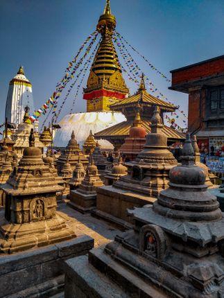 swambonathit,holly,place,nepallisted,world,heritage,sites