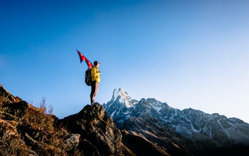 adventure,journey,mardi,himal,trek,mount,fishtail,kaski,nepal