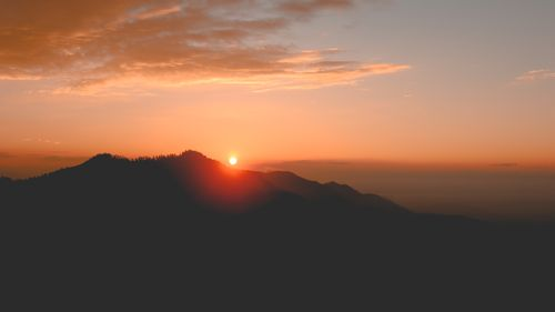 morning,sunrise,poon,hill,view,point
