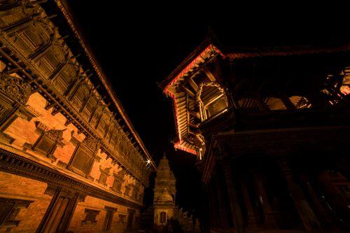 located,center,bhaktapur,durbar,square,window,palace,fifty-five,windows