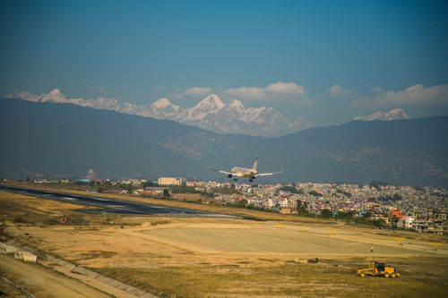 eithad,airways,airbus,a320,approach,land,kathmandu