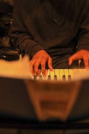 liberate,music,dear,friend,playing,piano,friday,night,gig,ramsterdam,cafe,boudha