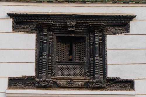 window,hanuman,dhokakathmandu,durbar,square,world,heritage,site,declared,unesco