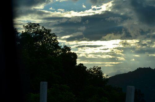 night,view,palpa,nepal
