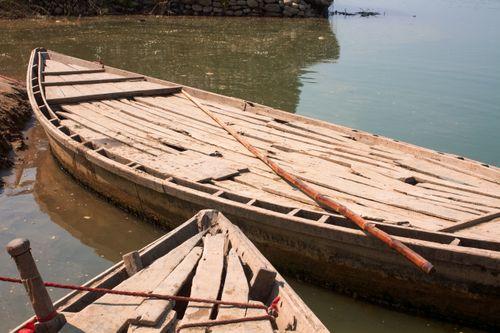 boats,babai,river,western,nepal