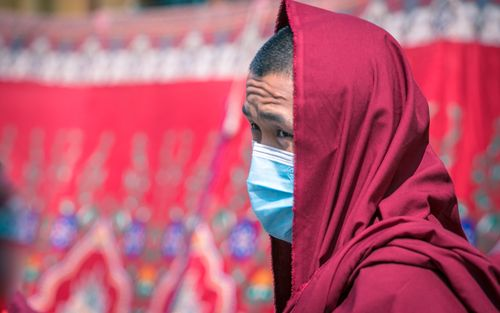 people,prevention,mask,prevent,infection,covid-19,kathmandu,nepal