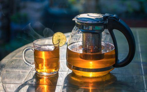 morning,tea,time,kathmandu,nepal
