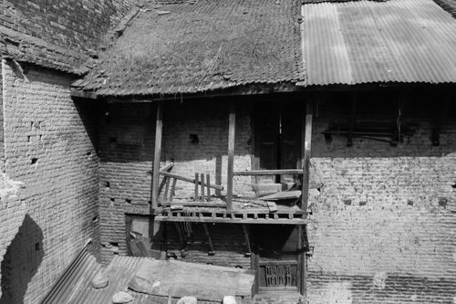 traditional,house,lalitpur,nepal