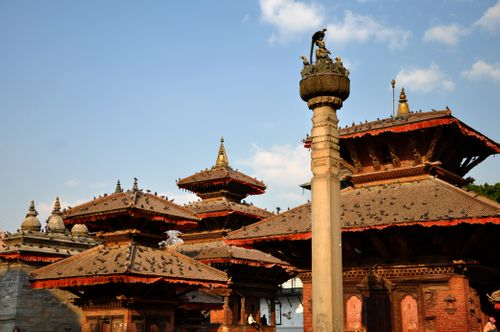 kathmandu,durbar,square,front,royal,palace,kingdom,unesco,world,heritage,sites