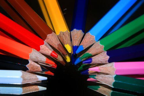 color,pencil,reflection,photo,stock,nepal,photograpy,#photography,sita,maya,shrestha