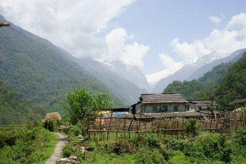 bharabhari,village,pokhara,nepal
