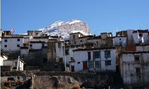 jharkot,village,mustang,nepal