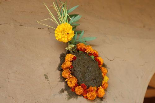village,home,decoration,time,dashain,tihar,nepal,culture,hindu