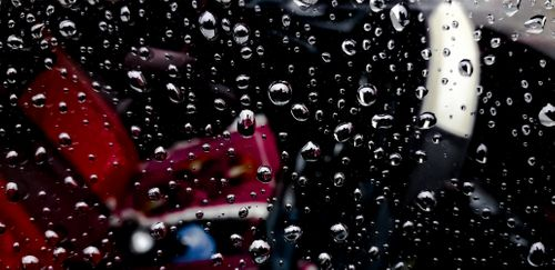 picture,water,droplets,glass,window,car
