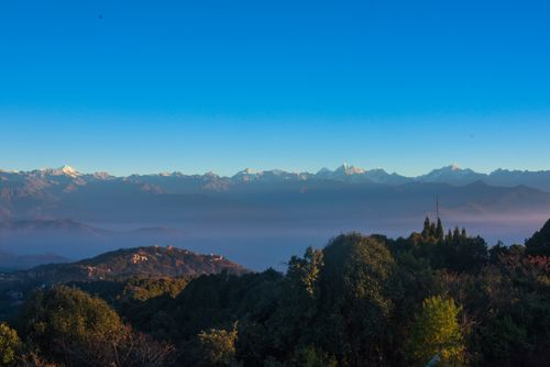 mountain,view,nagarkot