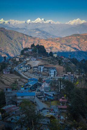 bhotechaur,sindhupalchok,getway,tea,garden,places