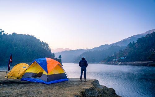 outdoor,camping,weekend,kulekhani,dam,makwanpur,nepal