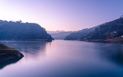 beautiful,landscape,view,kulekhani,dam,makwanpur,nepal