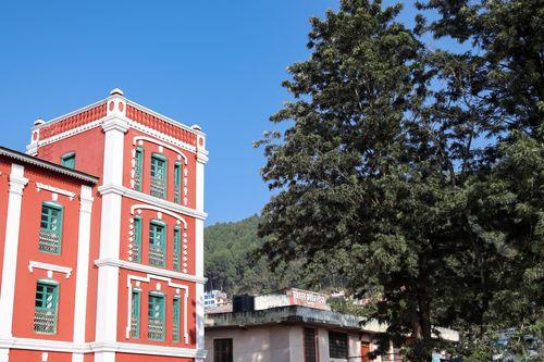 tansen,durbar,palpa,grand,palace,town,nepal