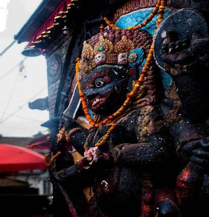 kaal,bhairava,diety,goda,fierce,form,shiva