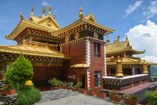 monastery,namobuddha,nepal