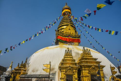 swayambhunath,stupa,kathmandu