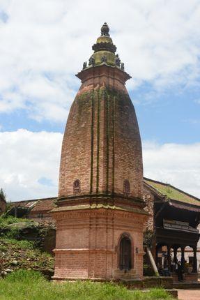 shikhar,shaili,peak,style,temple,bhaktapur,durbar,square