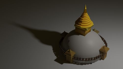 low,poly,art,building,structure