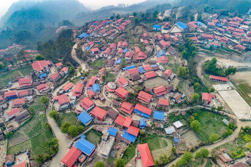 ghalegaun,lamjung,nepal