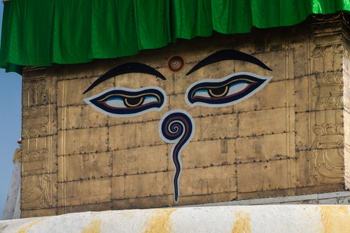 wisdom,eyes,buddha,swayambhunath,kathmandu,nepal,world,heritage,site,declared,unesco,top,travel,destination