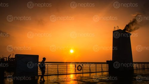 Find  the Image Sunset,at,jaju,island,,South,Korea and other Royalty Free Stock Images of Nepal in the Neptos collection.