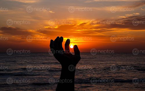 Find  the Image Giant,hand,statue,at,Homigot,beach,,Pohang,,South,Korea and other Royalty Free Stock Images of Nepal in the Neptos collection.