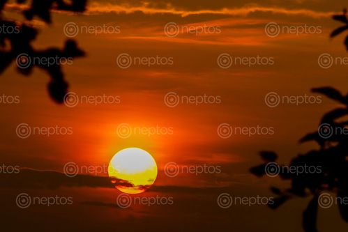 Find  the Image sunrise,view,nagarkot,bhaktapur  and other Royalty Free Stock Images of Nepal in the Neptos collection.