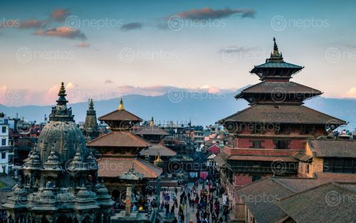 Find  the Image shining,pagoda,temple,patan,darbar,quare,lalitpur,nepal  and other Royalty Free Stock Images of Nepal in the Neptos collection.